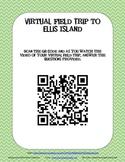 Ellis Island QR Code Activity - Immigration