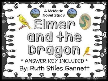 Elmer and the Dragon (Ruth Stiles Gannett) Novel Study / C