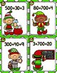 Elves Expanded Form Second Grade Math Write the Room Game