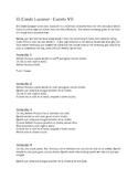 Embedded Reading - El Conde Lucanor