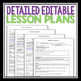 EMERGENCY LESSON PLANS: Middle High English