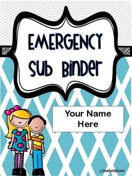 Emergency Sub Binder