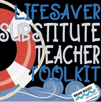 Emergency Substitute Plans - Substitute Toolkit