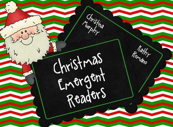 Emergent Christmas Readers