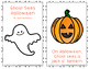"""Emergent Easy Reader Book: """"Ghost Sees Halloween"""""""