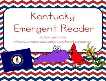 """Emergent Easy Reader Book: """"Kentucky"""""""
