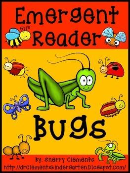 Bugs Emergent Reader