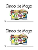 Emergent Reader - Cinco de Mayo
