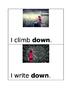 Emergent Reader: Down