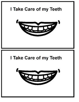 Emergent Reader - I Take Care of my Teeth -: Dental