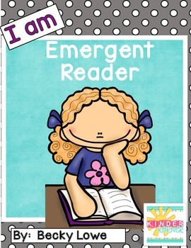 Emergent Reader {I am}