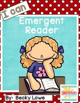 Emergent Reader {I can}