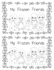 Emergent Reader:  My Frozen Friends