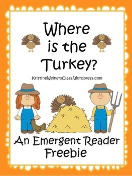 Emergent Reader -- Turkeys