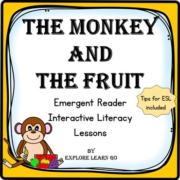 Emergent Reader and Interactive Literacy Lessons with a Fu