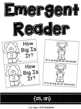 Emergent Reader {as, an}