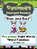 Emergent Reader with Dolch Pre-Primer Sight Words and Shor