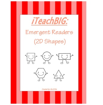 Emergent Readers  (2D Shapes)
