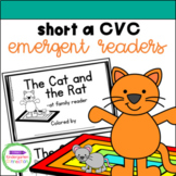 Emergent Readers - short a CVC word family books
