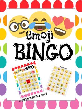 Emoji Bingo