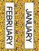 Emoji Calendar Set - Classroom Decor