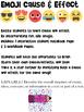 Emoji Cause and Effect