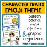 Emoji Character Traits