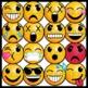Emoji Clip Art: Emoji Faces, Emotion Clip Art