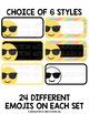 Emoji Labels - Editable
