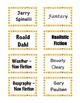 Emoji Library Labels