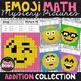 Emoji Math Mystery Pictures Bundle