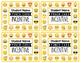 Emoji Punch Cards - Editable