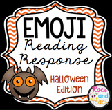 Emoji Reading Response ~ Halloween Edition