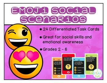 Emoji Social Scenarios