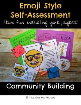 Emoji Style Self-Assessment [PDF Version]