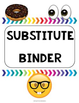 Emoji Substitute Binder