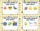 Emoji Thanksgiving Writing Prompt Task Cards