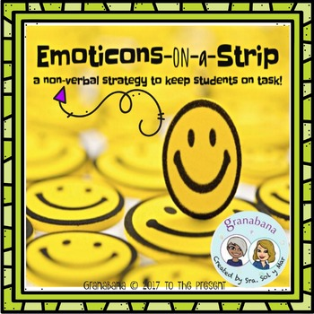 Emoticons-on-a-Strip