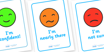 Emotion Communication Display Posters