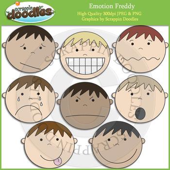Emotion Freddy