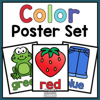 Color Poster Set