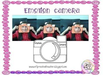 Emotion camera