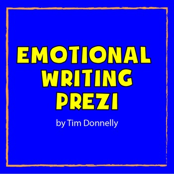 Emotional Writing by Tim Donnelly