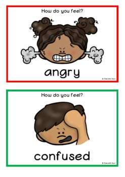 Emotions & Feelings (Aliens)