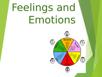 Emotions, Feelings, Conflict