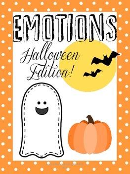 Emotions - Halloween Edition