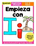 Empieza con Ii {Cut & Paste Emergent Reader}
