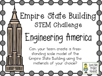 Empire State Building in New York ~ Engineering America ~