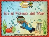 En el Fondo del Mar –  a bilingual emergent reader