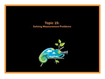 EnVision Math Grade 4: Topic 15 Power Point